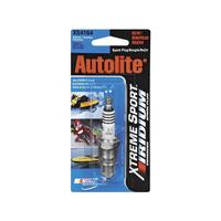 Biker's Choice BC-46-2049 Autolite Xtreme Sport Iridium XS4164 Spark Plug for Twin Cam 99-17/Sportster 86-Up/Victory & S&S 124ci (Each)