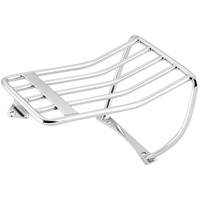 Biker's Choice BC-48-2695 Luggage Rack w/200 Tyre w/Bob Tail Rear Guard FXST'06up