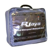 RJays Motorcycle Cover Large (w/ Rack)