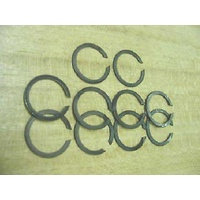 Bender Cycle BCM-2218 Transmission Gear Retaining Ring Big Twin'80-05 5 Speed (6req'ed) XL91-03 (7req'ed) (Pk10)