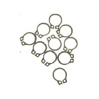 Bender Cycle BCM-2248 Shift Linkage C-Clip Big Twin'74-99 (10 Pack)