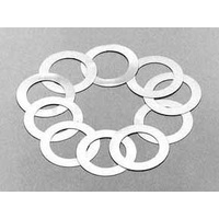 "Bender Cycle BCM-2249 Cam Shims XL'58-85 0.007"" (Pk10)"