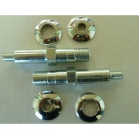 Bender Cycle BCM-7068 Lower Shock Stud Kit FL/FLH'58-66 (Pair)