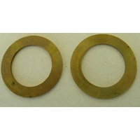 Bender Cycle BCM-7241 Crank Pin Boss Thrust Washer Big Twin'L70-99 XL'E79-86 (Pair)