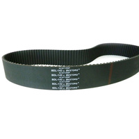 "Belt Drives Ltd. BDL-142-2 Primary Belt 142T 8mm X 2"" Wide Use With Most 2"" Drive Custom Bobber"