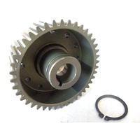 Belt Drives Ltd. BDL-EV-160 Tapered Hub Big Twin'65-83