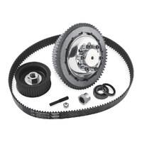 Belt Drives Ltd. BDL-EVB-2SL Closed Belt Kit Softail'94-06 & Dyna'94-05. w/Pinion Gear suits