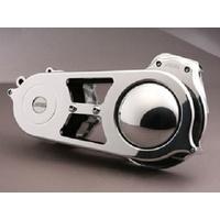 """Belt Drives Ltd. BDL-EVO-13B-2 Open 2"""" Belt Kit FLH'07up 6 Speed Polished"""