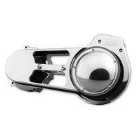 """Belt Drives Ltd. BDL-EVO-8SC Open 2-3/4"""" Belt Kit 2-3/4""""Open STail '07up & FXD'06up.OEM 6 Speed Transmission Chrome"""