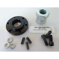 "Belt Drives Ltd. BDL-IN-250 Open 1/4"" Offset Primary Special Insert Nut Kit Custom Chopper Use"