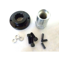 """Belt Drive Limited BDL-IN-500 1/2"""" Pulley Insert Nut"""