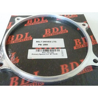 """Belt Drive Limited BDL-PS-250 1/4"""" Primary Offset Spacer for Big Twin 70-06"""