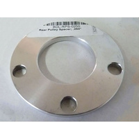 "Belt Drives Ltd. BDL-RPS-0250 Rear Pulley Spacer .250"" -99 Tapered EVO Wheel Custom Chopper"
