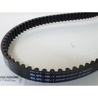 "Belt Drives Ltd. BDL-SPC-133-1 Falcon SPC 133T X 1"" Softail 12-UP Final Drive Belt Custom Bobber"
