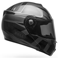 Bell 2020 SRT Modular Helmet Blackout Matte & Gloss Black