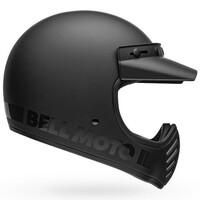 Bell 2020 Moto-3 Helmet Classic Matte & Gloss Black