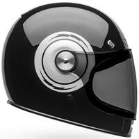 Bell 2020 Bullitt DLX Helmet Bolt Black/White