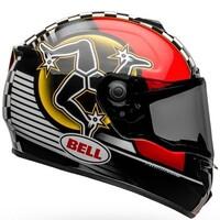 Bell 2020 SRT Helmet IOM Black/Red