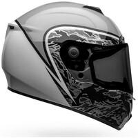 Bell 2020 SRT Helmet Assassin Grey/White/Camo