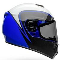 Bell 2020 SRT Helmet Assassin White/Blue/Black