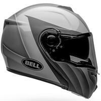 Bell 2020 SRT Modular Helmet Presence Matte & Gloss Black/Grey