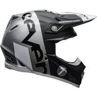 Bell 2020 Moto-9 Flex Helmet Seven Galaxy Matte/Gloss Black/Silver