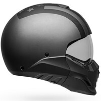 Bell Broozer Helmet Free Ride Matte Grey/Black