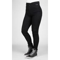 Bull-It 2020 Fury II Black Skinny Jegging Womens Regular Jeans