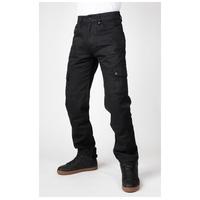 Bull-It 2021 Tactical Ranger Black Easy Mens Regular Jeans