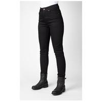 Bull-It 2021 Tactical Eclipse Black Slim Ladies Short Jeans