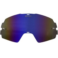 Blur Radium Blue Lens w/Tear-Off Pins for B-20 Goggles