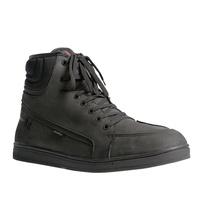 MotoDry Kicks Mens Boots Black