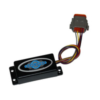 Badlands BMP-ATS-03-B-F Plug-n-Play ATS Self Cancelling Turn Signal Module for Touring/Sportster 94-95 w/Female Plug