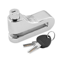 Bully Locks BUL-13-2251 Disc Lock 10mm Chrome