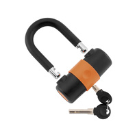 Bully Locks BUL-13-2252 U Shape Disc Lock