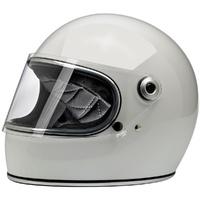 Biltwell Gringo S Helmet Gloss White