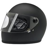 Biltwell Gringo S Helmet Flat Black