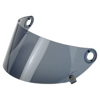 Biltwell Flat Visor Shield Smoke for Gringo S GEN2 Helmets