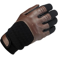 Biltwell Bantum Gloves Chocolate/Black