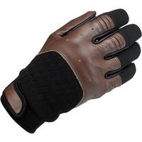 Biltwell Bantum Gloves Chocolate/Black