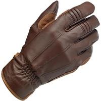 Biltwell Work Gloves Chocolate