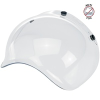 Biltwell Gringo Anti-Fog Bubble Visor Clear