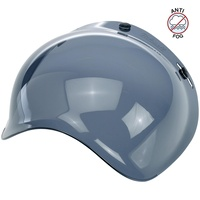 Biltwell Gringo Anti-Fog Bubble Visor Smoke