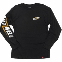 Biltwell Bolt Long Sleeve Tee Black