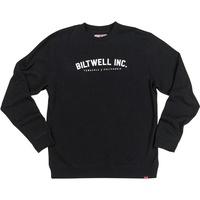 Biltwell Basic Crew Neck Black