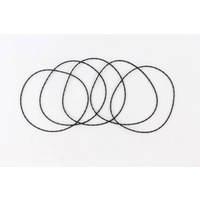 C9662 DERBY COVER O-RING. 5 PACK