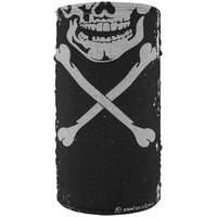 ZanHeadgear Motley Tube (Fleece) Skull X-Bones TF227