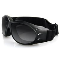 Bobster Eyewear Cruiser Goggles w/Smoke Lens
