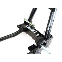 Custom Cycle Engineering CCE-2015-1 Front Engine Engine Equator 2 Motor Mount for Touring 09-16