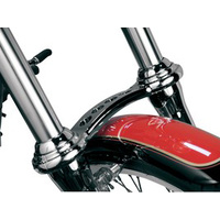 Custom Cycle Engineering CCE-TB2649-1WG Fork Brace 49mm FXDWG'06up (inc Fatbob) (exc Breakout) Chrome